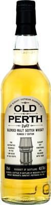 Old Perth Peaty Batch 3 43% vol