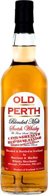 Old Perth Red Wine Cask Strength 62,3% vol