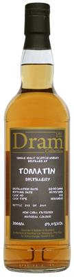 C&S Dram Collection Tomatin 2008 59%vol