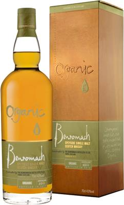 Benromach Organic Special Edition 43%vol.