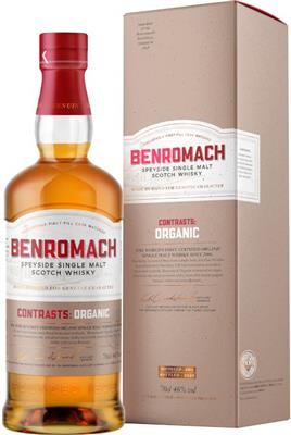 Benromach Contrasts Organic 46%vol.