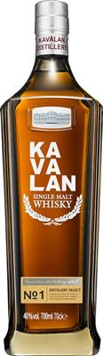 Kavalan Distillery Select Single Malt 40%vol